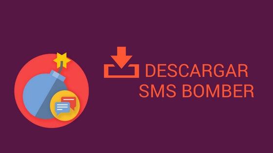 Descargar SMS Bomber